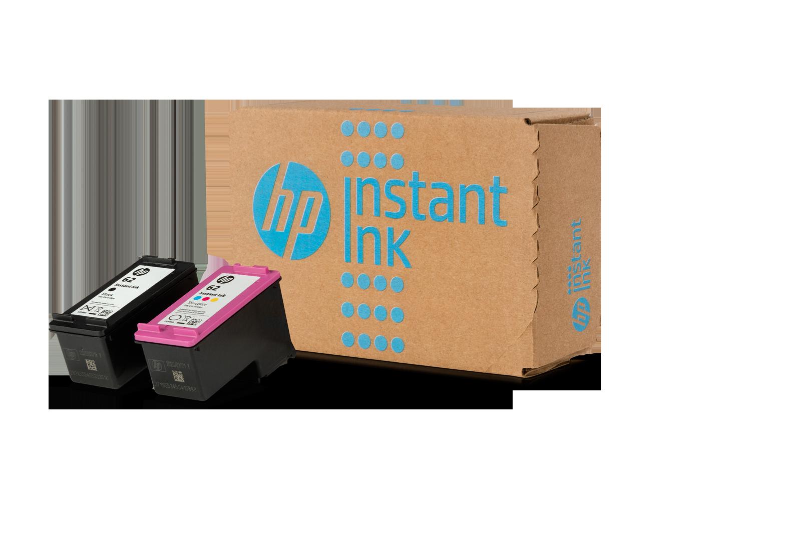6 Måneders gratis udskrivning med HP Instant Ink